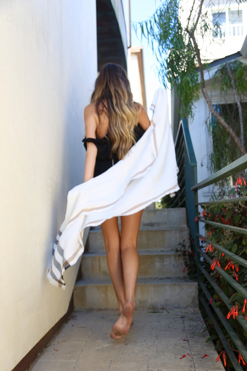 Hanna Montazami S Feet