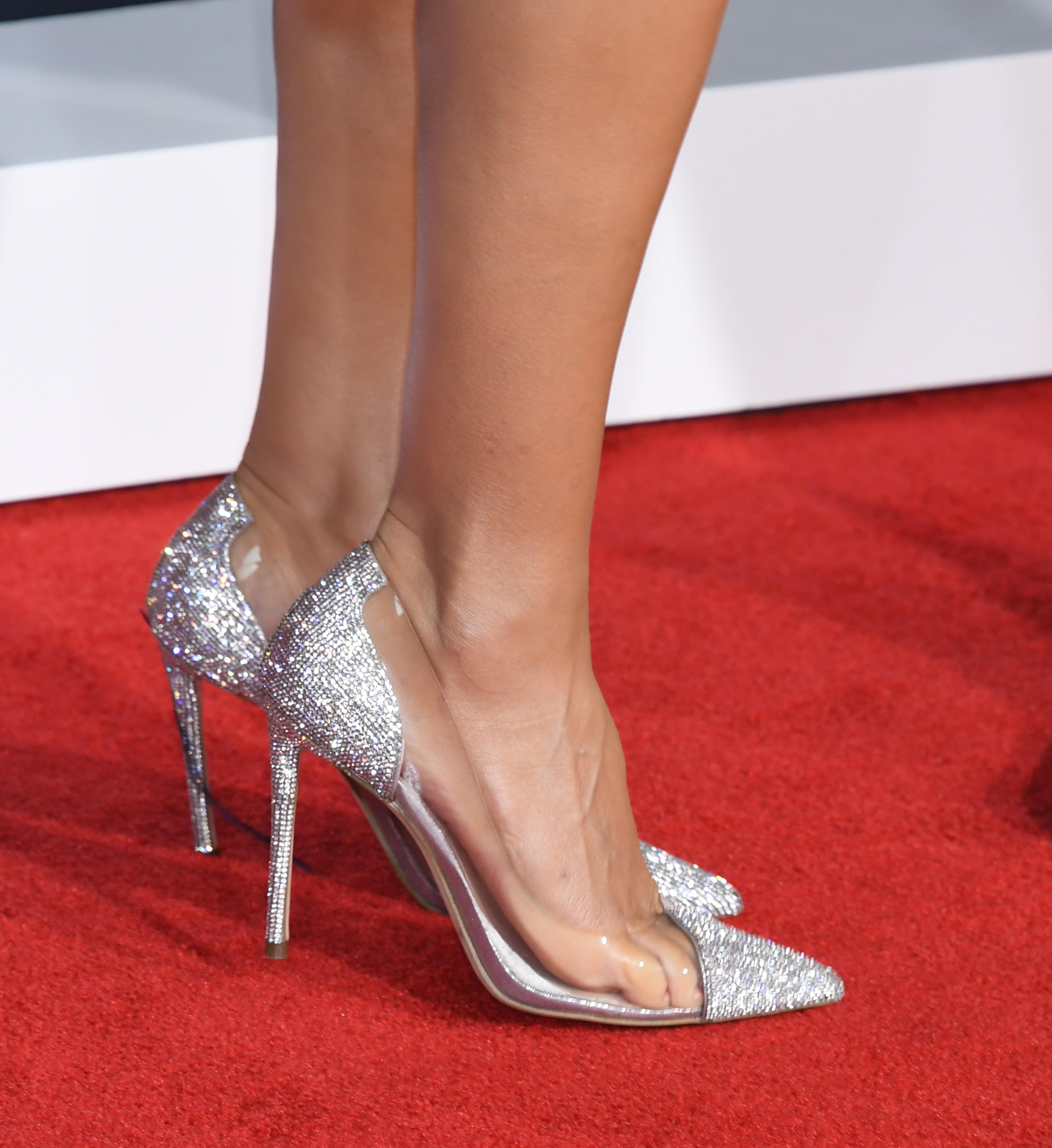 Heidi Klums Feet