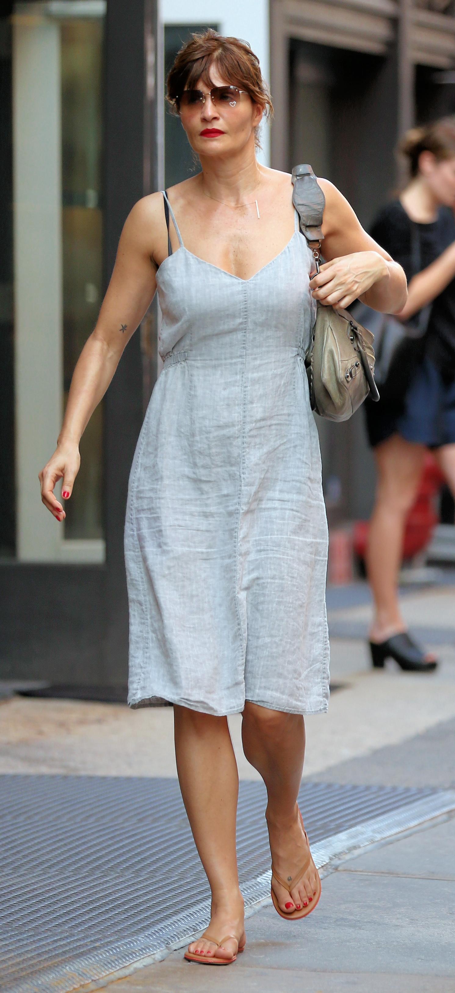 Paparazzi Helena Christensen naked (54 photos), Topless, Cleavage, Selfie, bra 2020