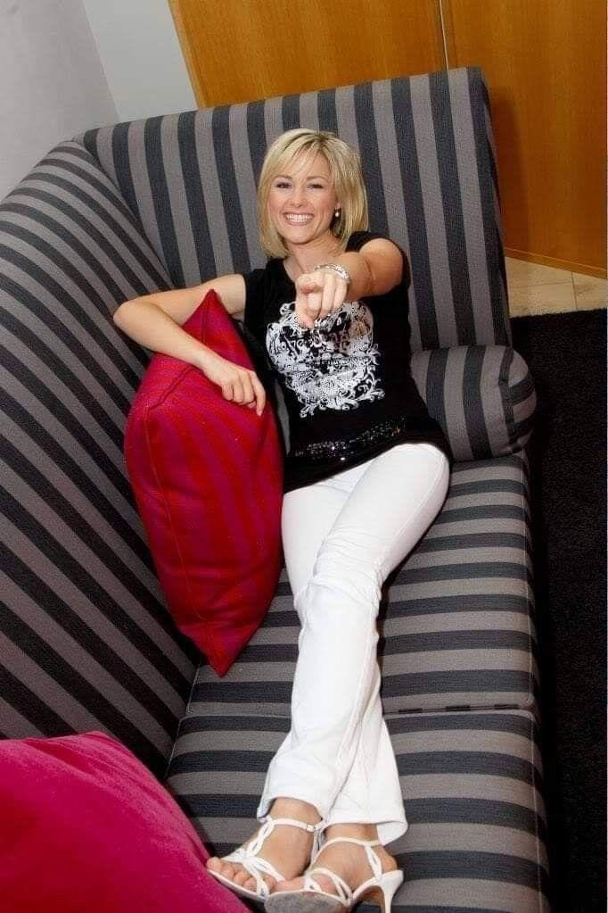 Fischer wikifeet helene Semiramis's Feet