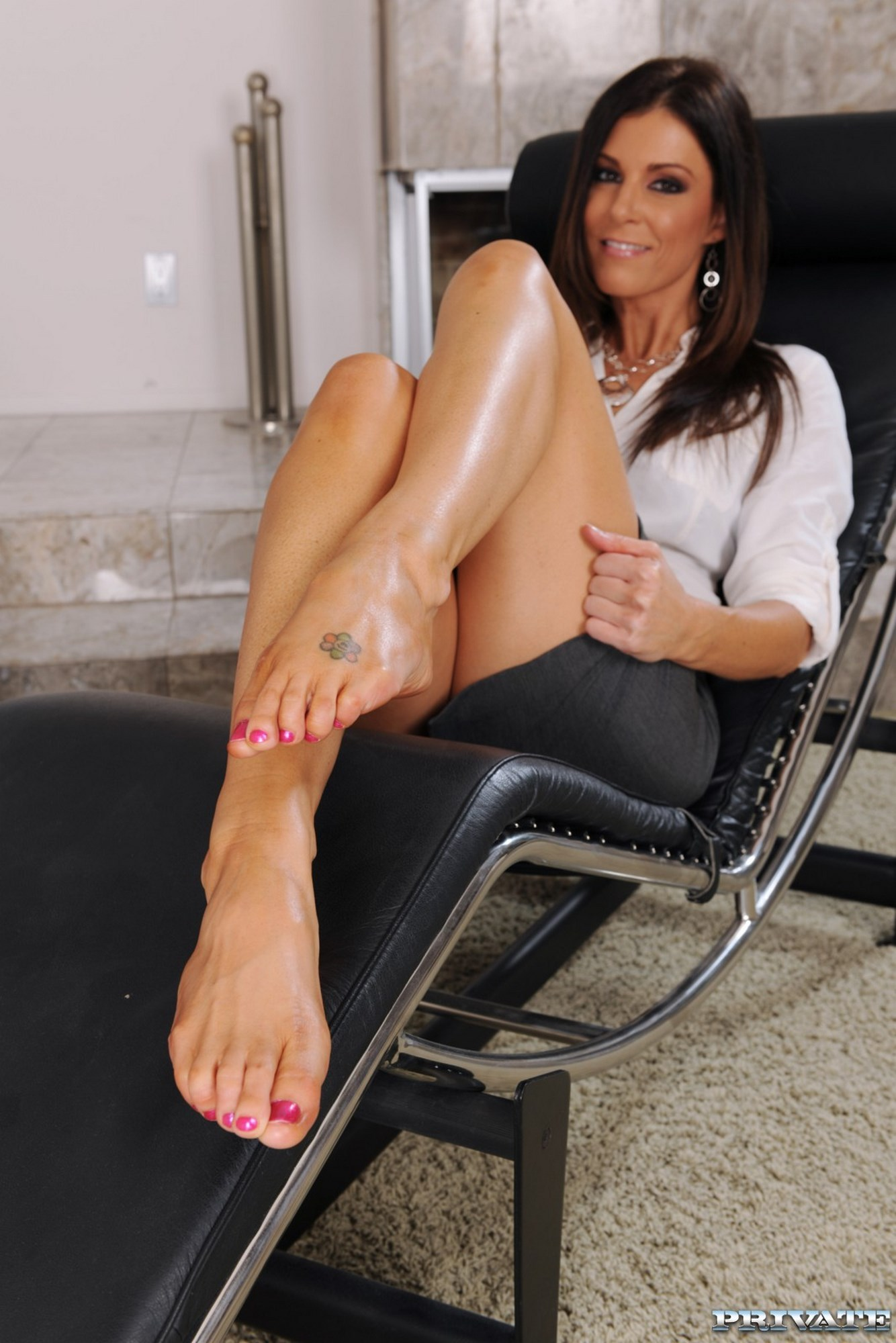 Indian feet domination hot