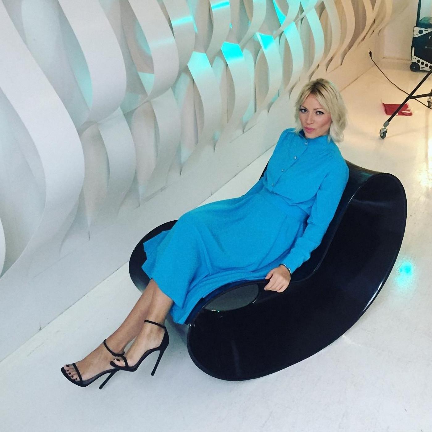 Aurora (Irina Yudina) photo, biography of the presenter, actress 2018 20