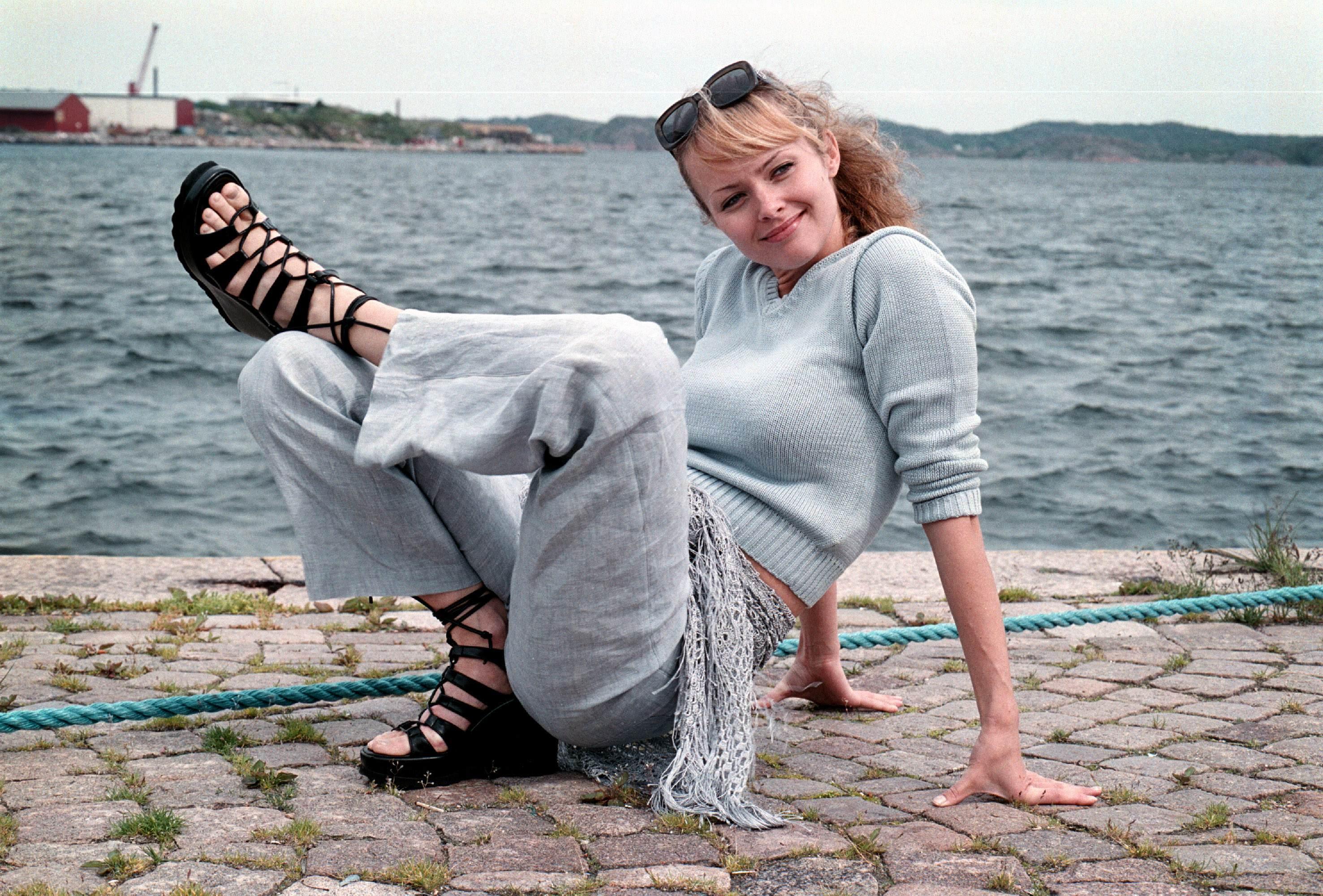 Feet Izabella Scorupco nude photos 2019