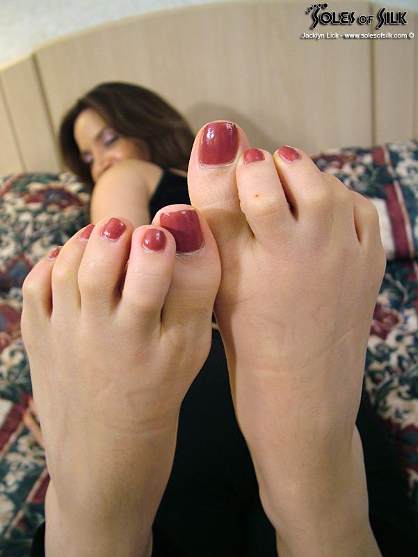 Feet licking pics