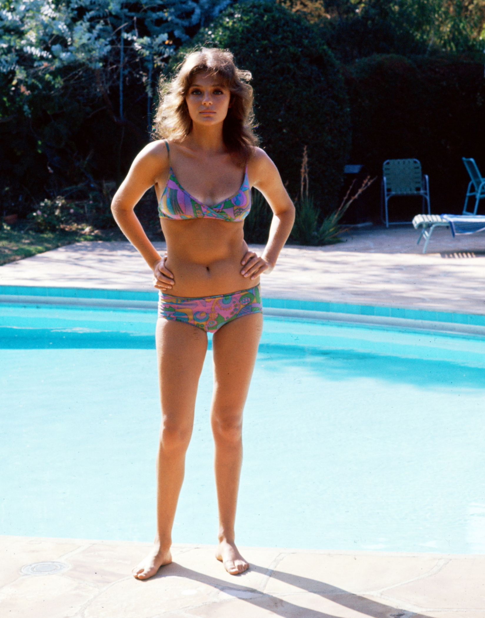 Bikini jaqueline bisset