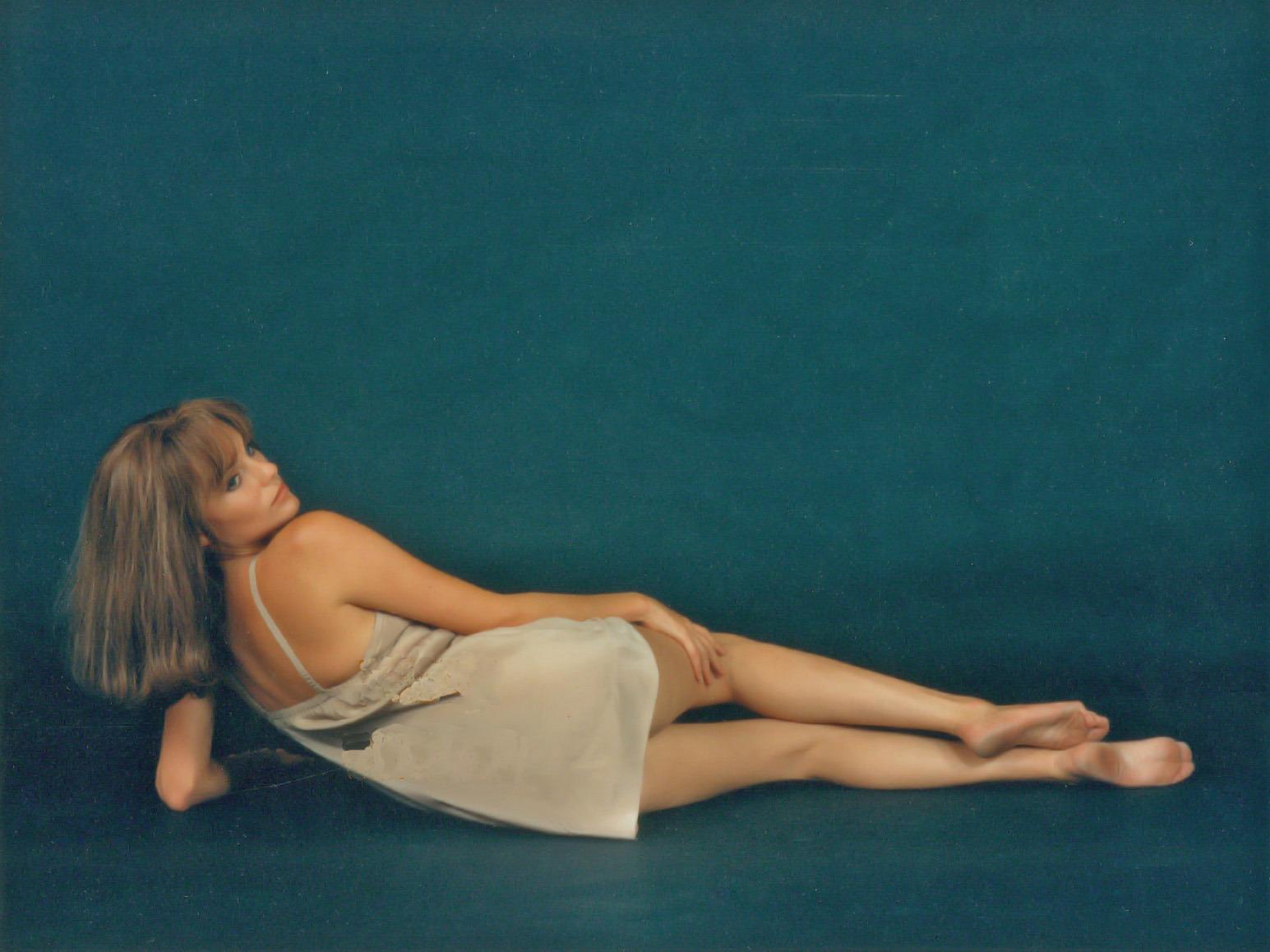 Jacqueline Bisset's Feet