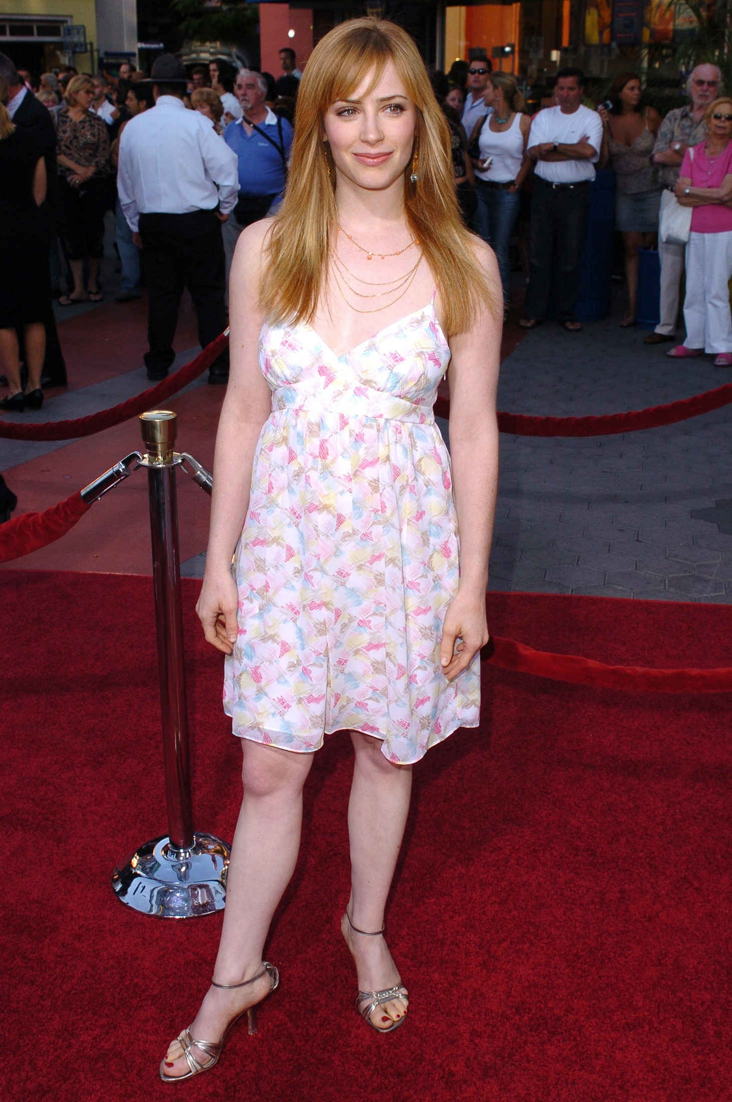 Jaime ray newman feet