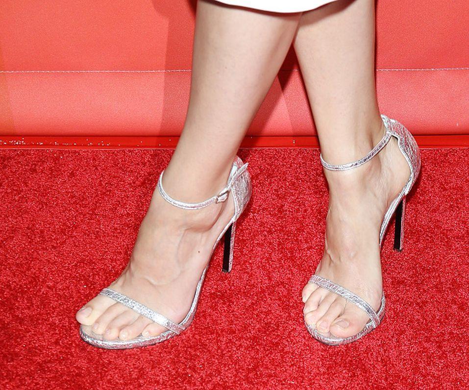 jaimie alexander feet toes
