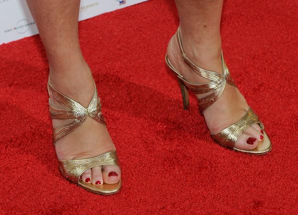 Jane Seymour S Feet