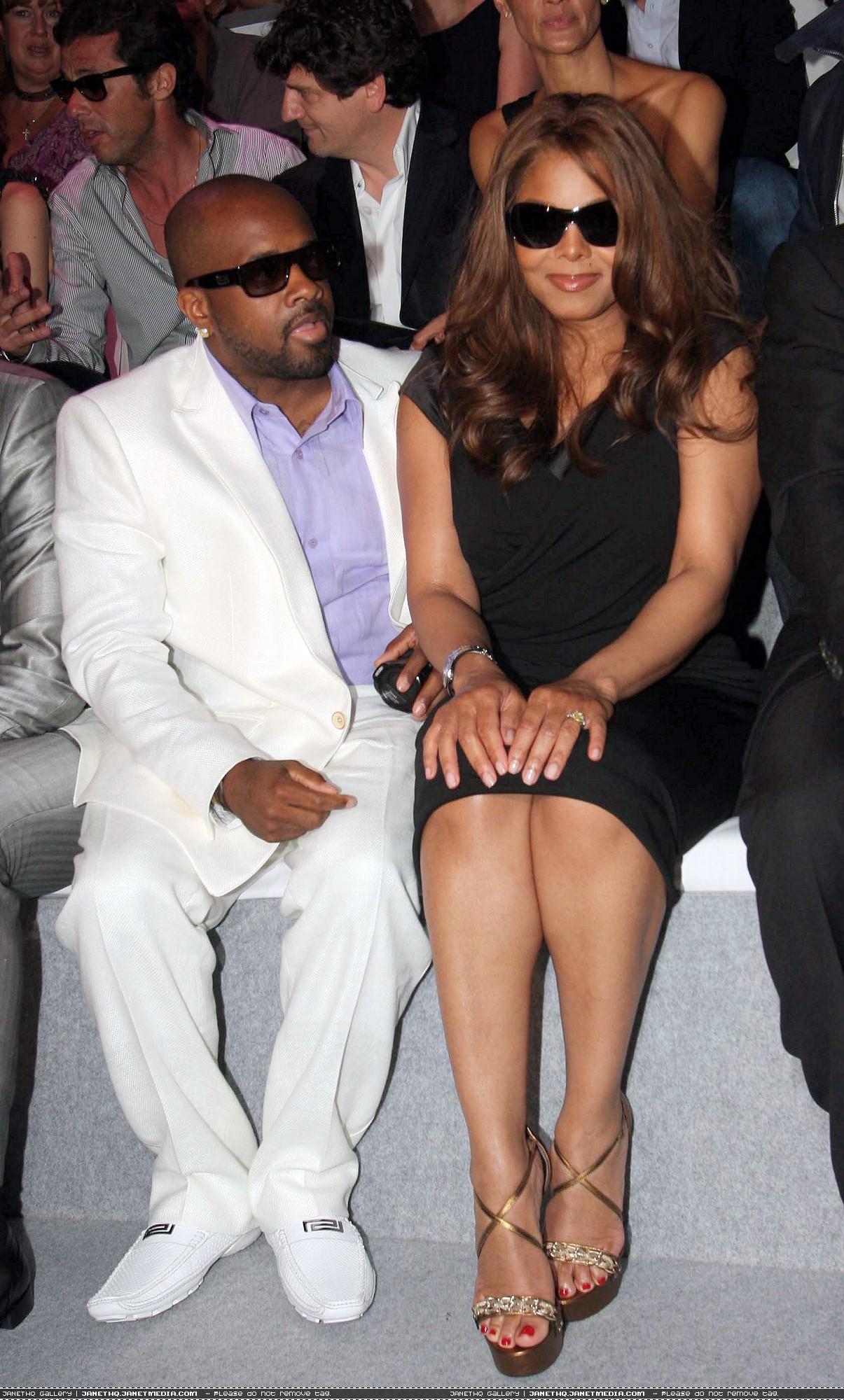 Janet Jackson's Feet
