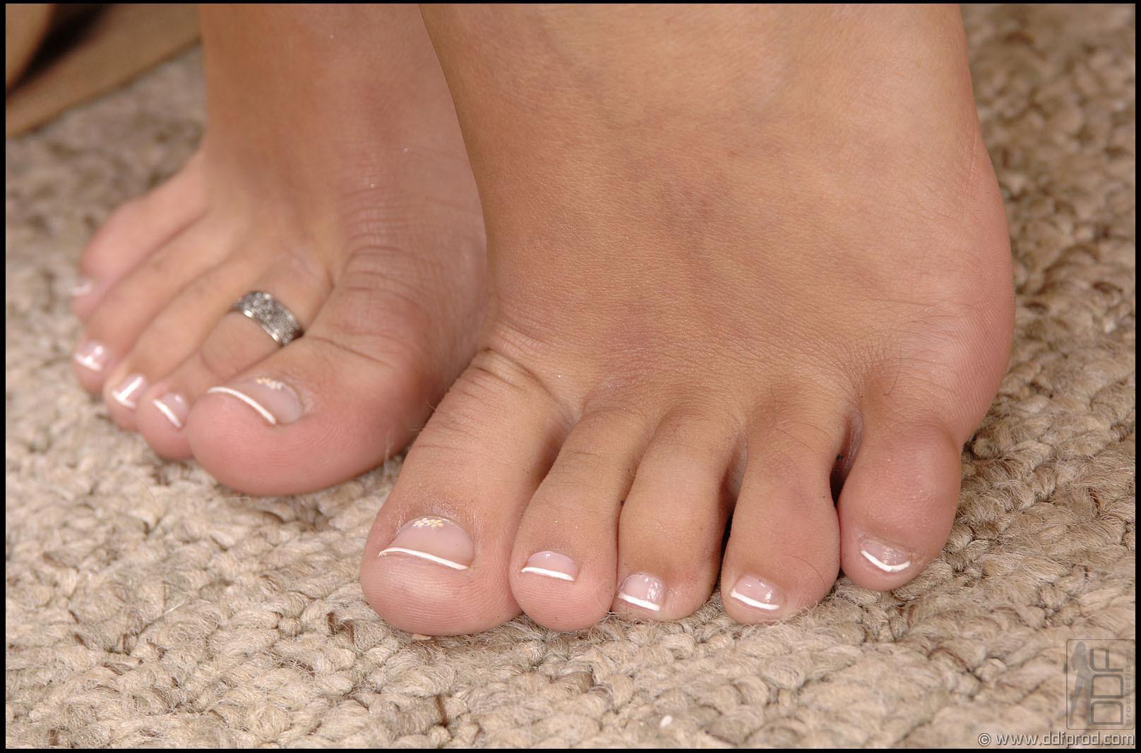 Janet Joy's Feet