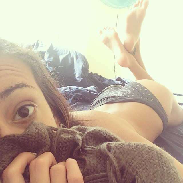 Janice griffith selfie