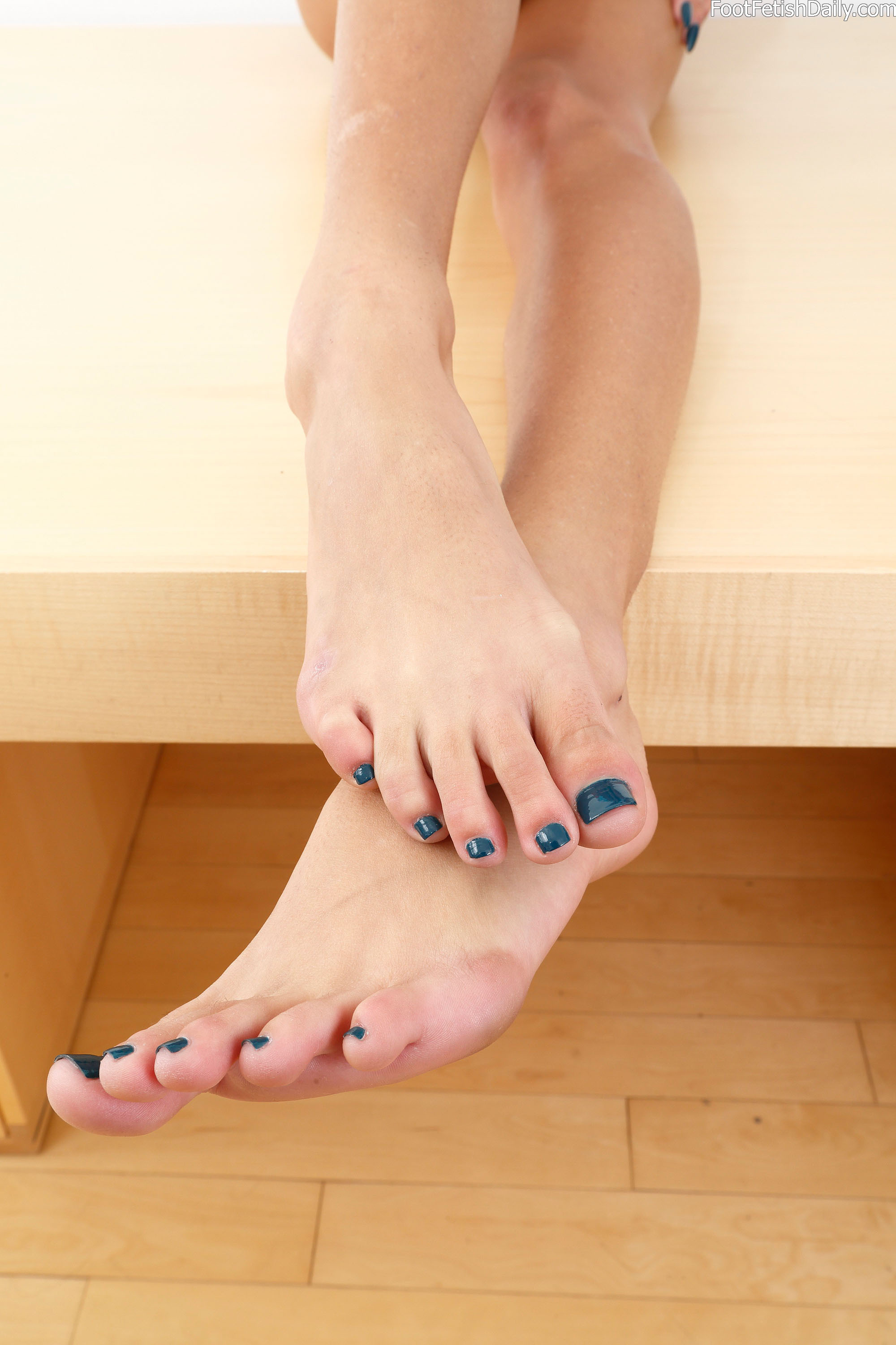 Janice griffith foot worship pics