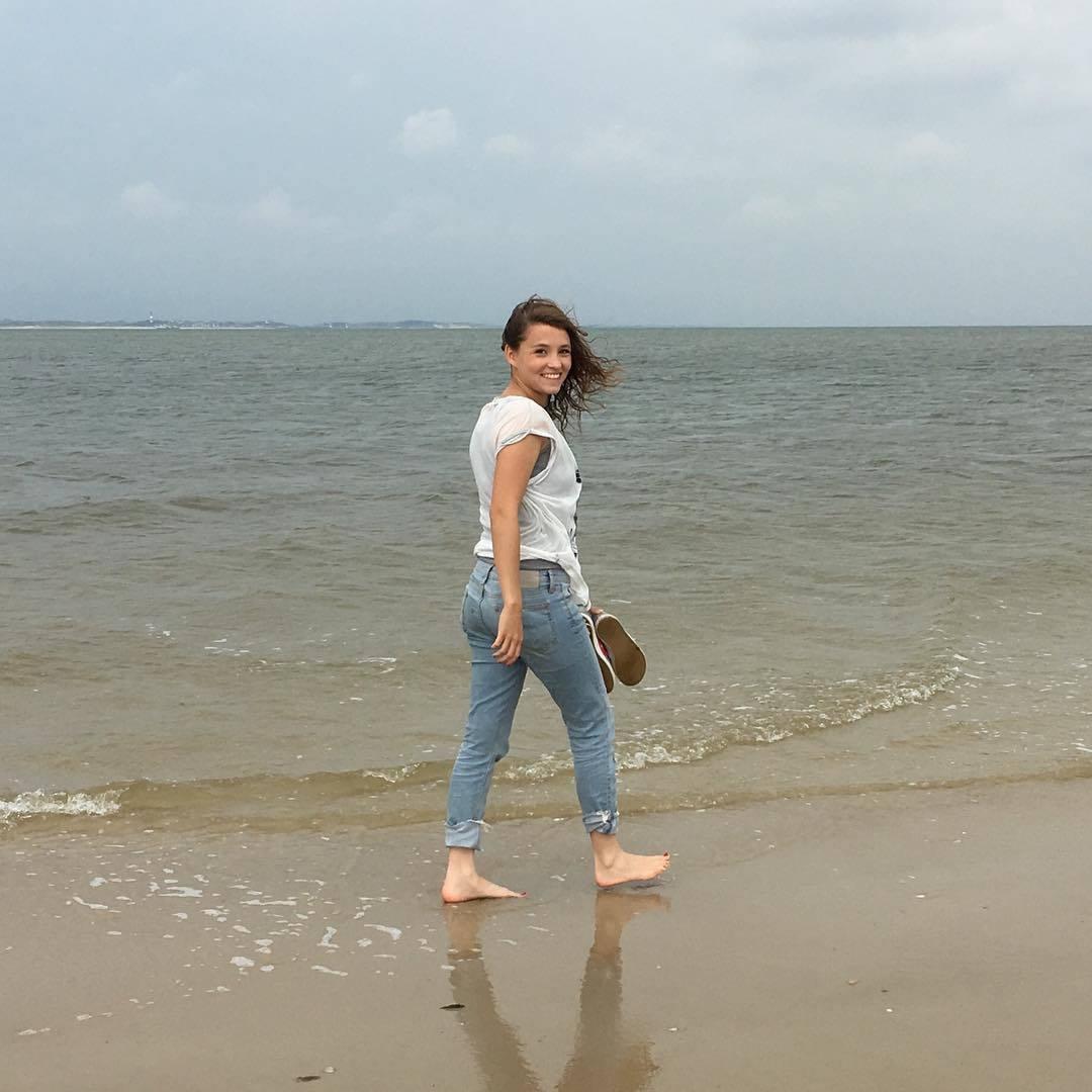Janina Fautzs Feet
