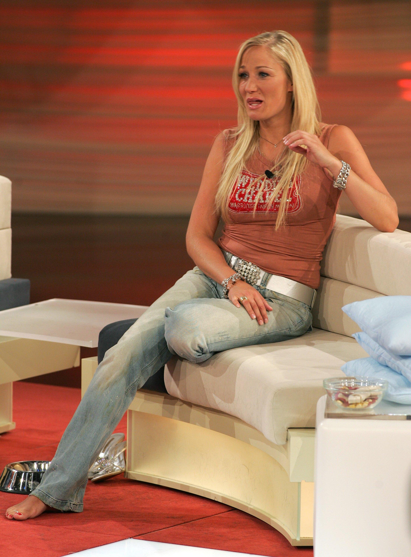 Janine Kunzes Feet