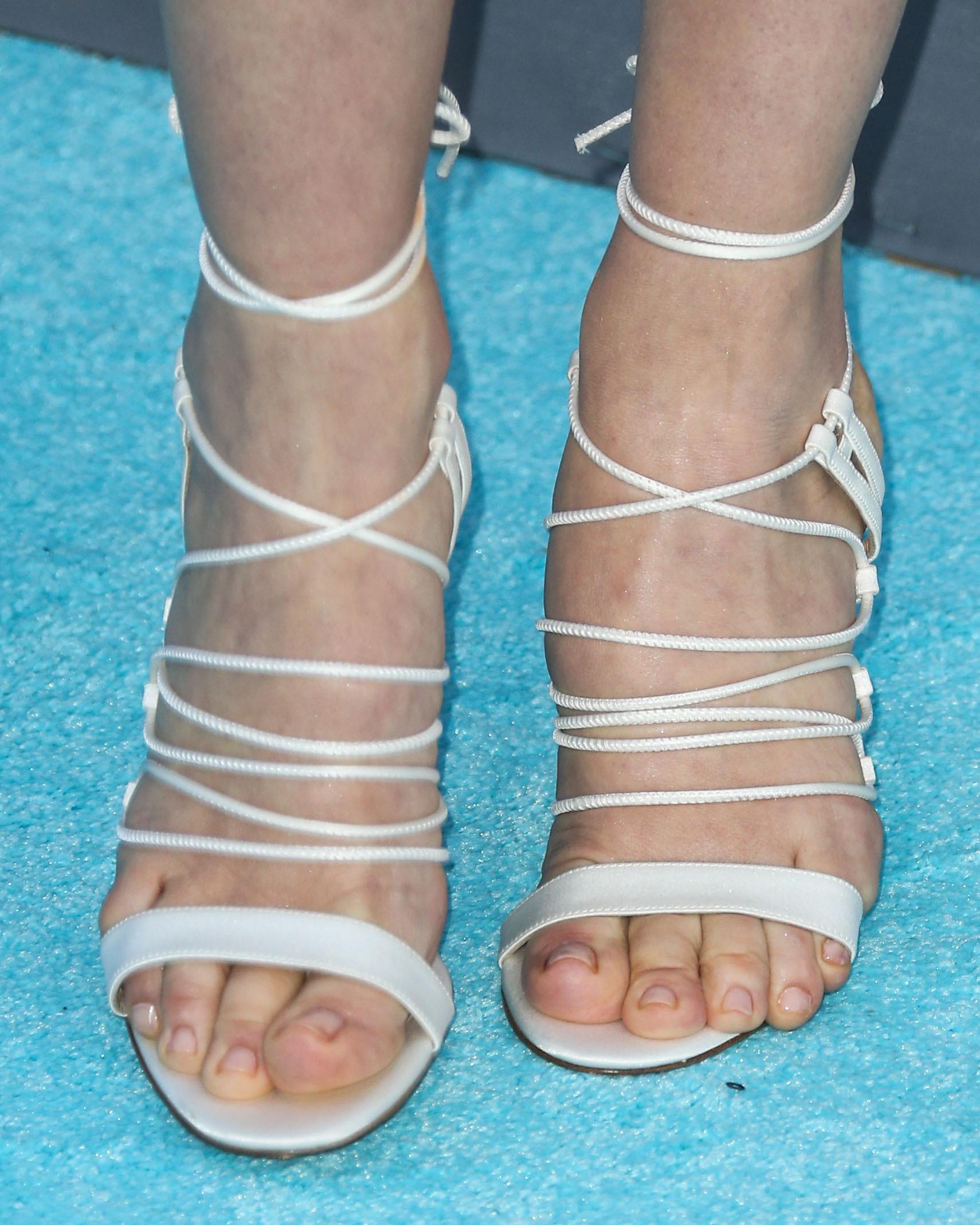 January Jones's FeetJanuary Jones Foot
