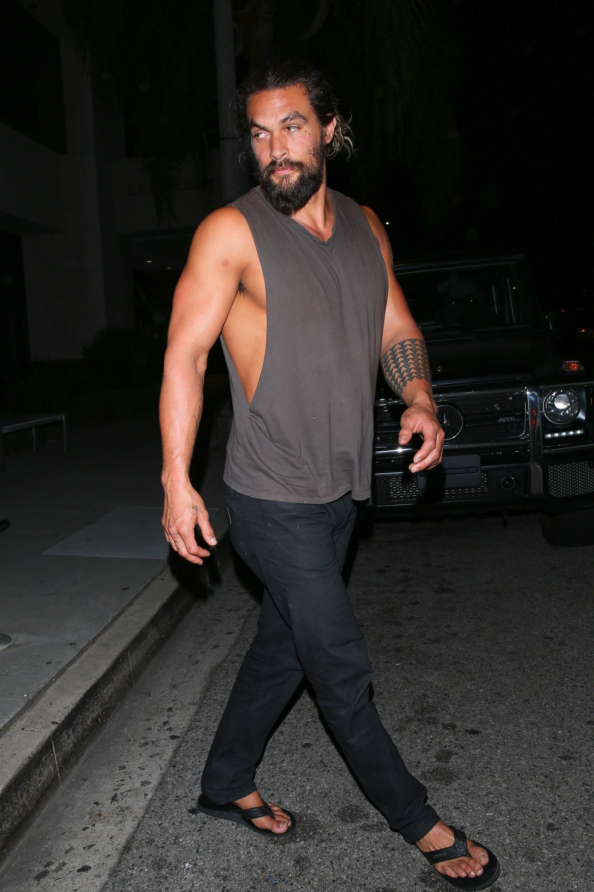 Feet Jason Momoa nudes (94 photo), Leaked
