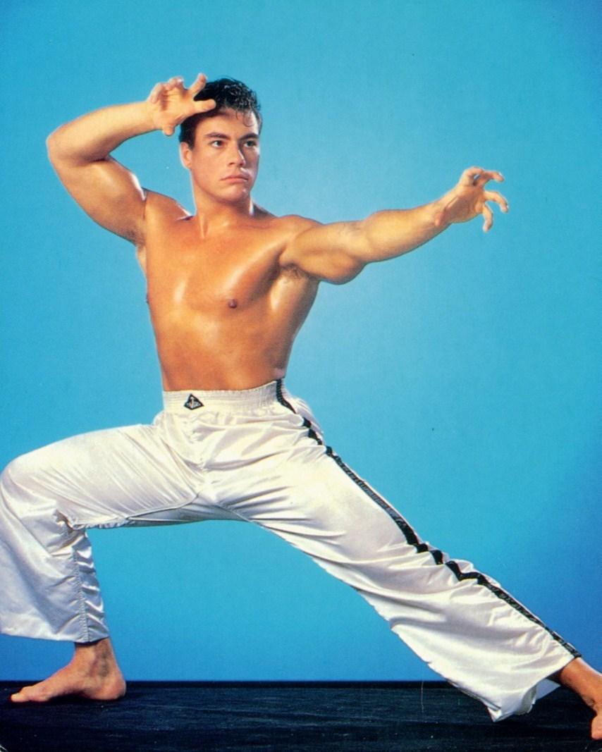 Resultado de imagen para Jean-Claude Van Damme