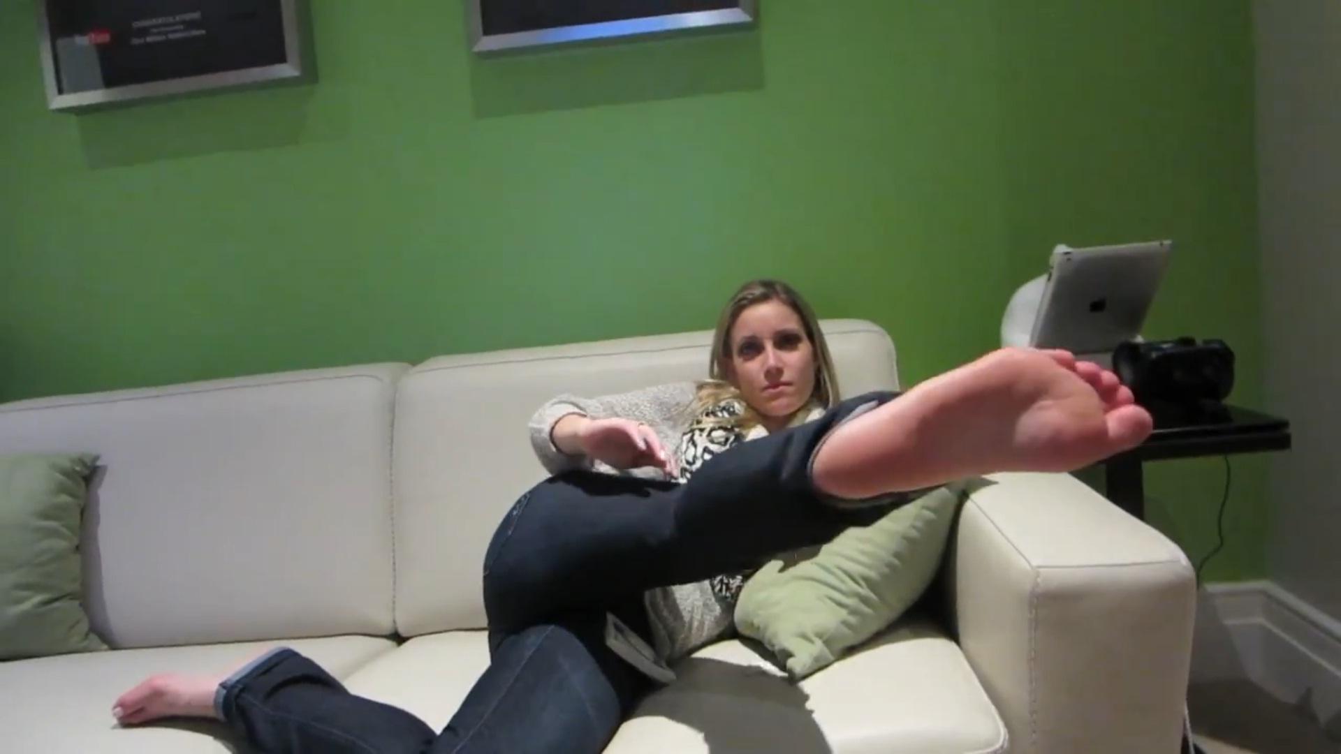 Jeana Smith Naked jeana smith's feet - free mobile porn video