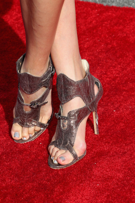 Jeannie Mai's Feet