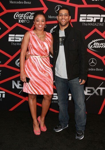 Who is jemele hill dating