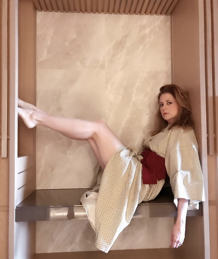 Sexy pics of jenna fischer