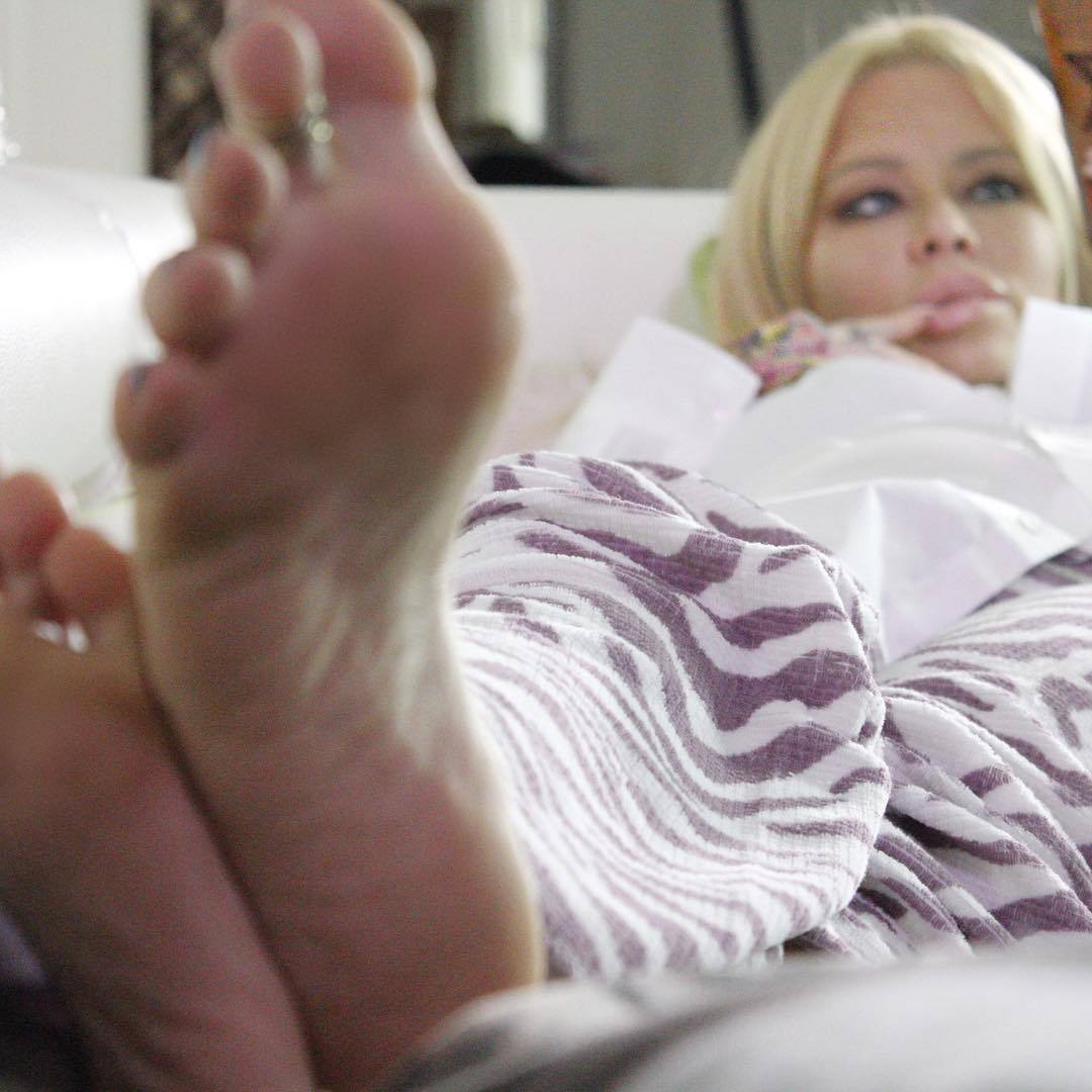 mature blonde jenna jameson massage