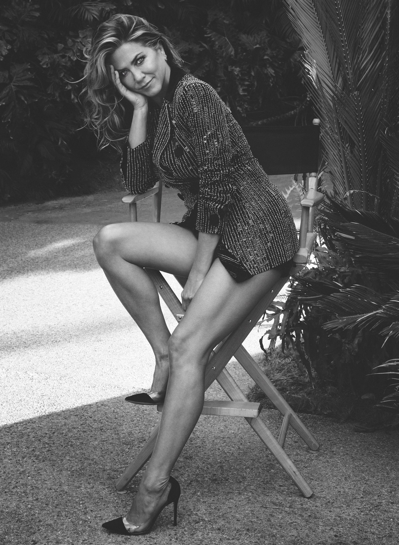Jennifer aniston stocking feet