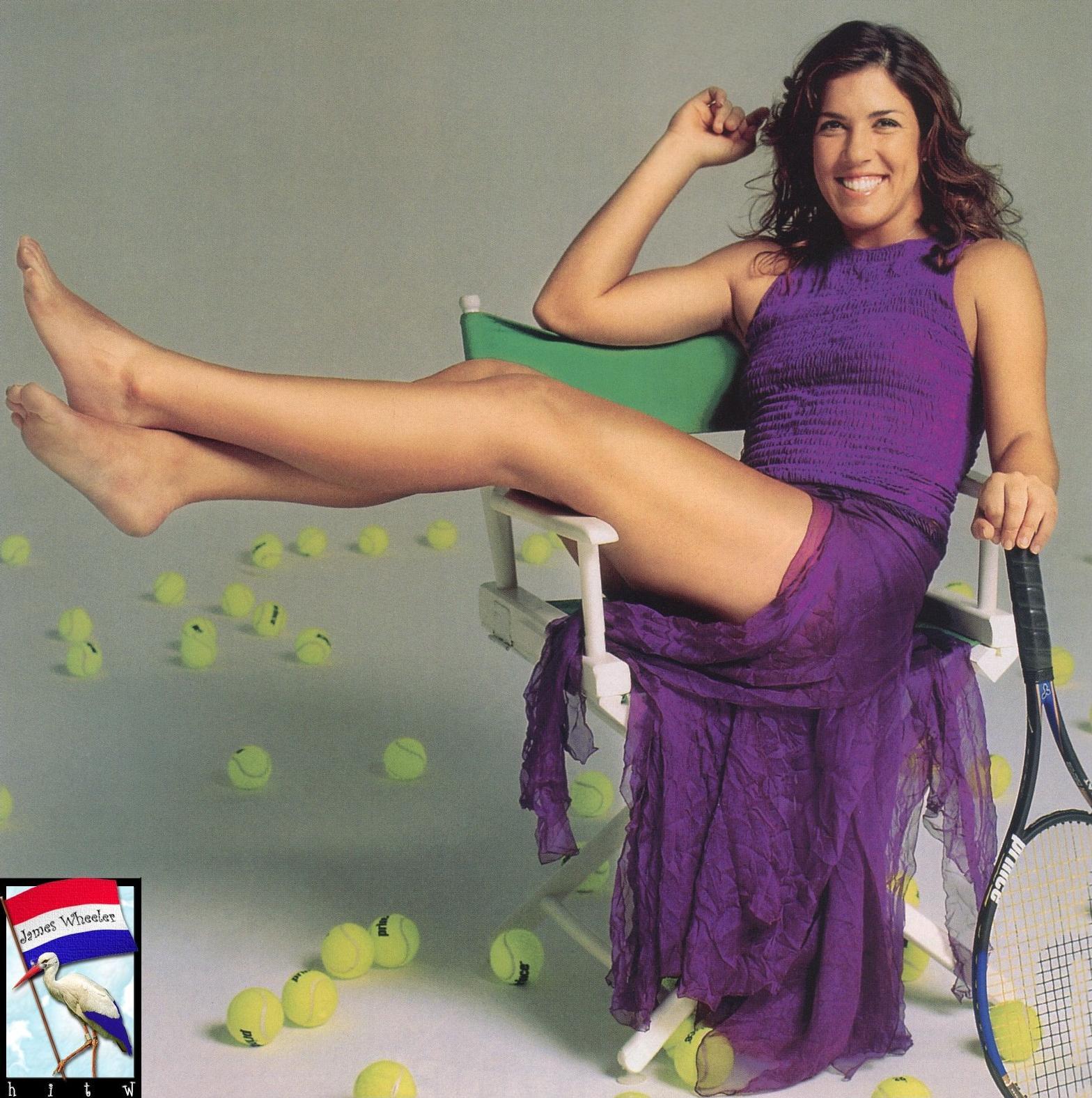 Jennifer Capriati s Feet wikiFeet