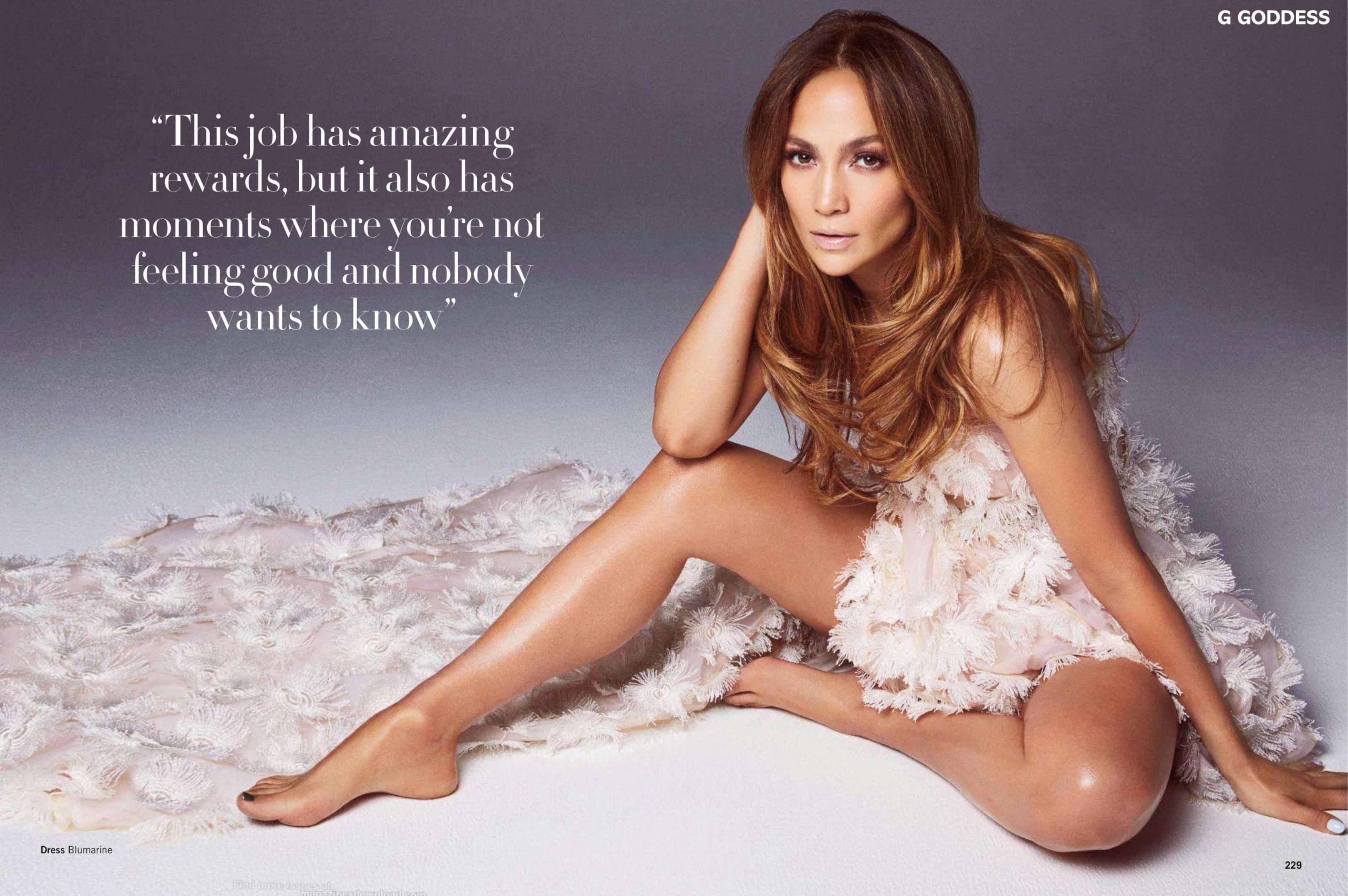 Jennifer Lopez: Jennifer Lopez's Feet