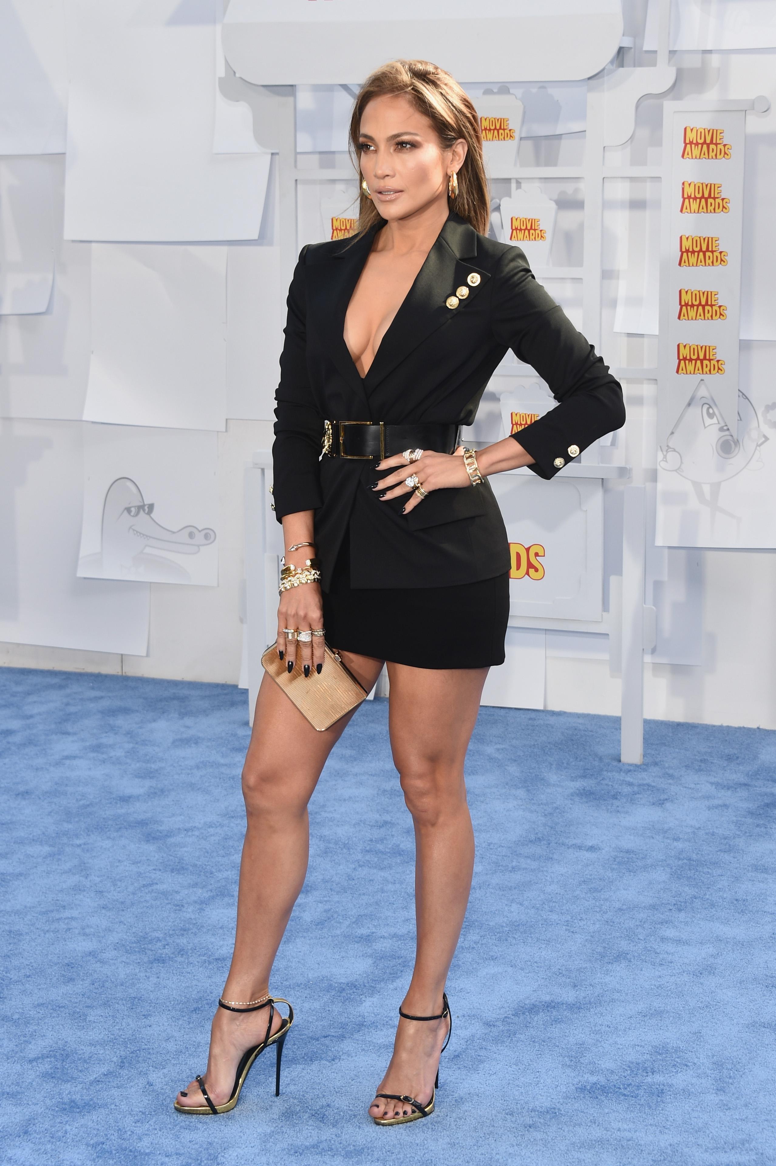 Jennifer Lopez's Feet Jennifer Lopez