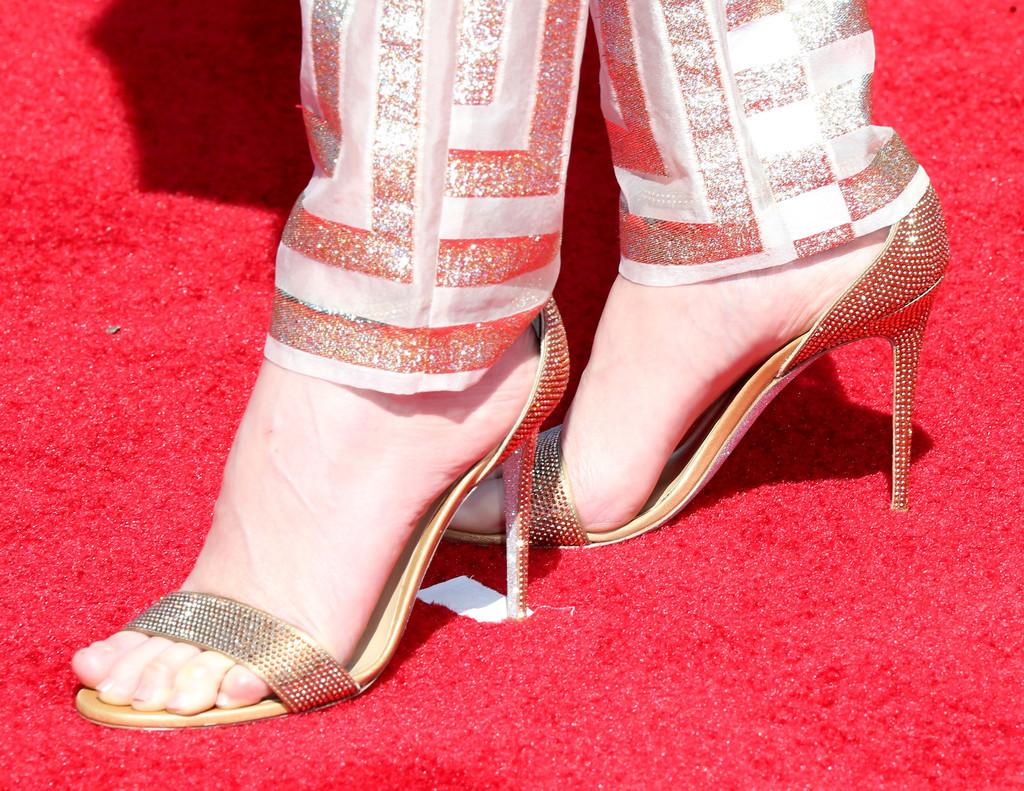 Jennifer Nettles's Feet