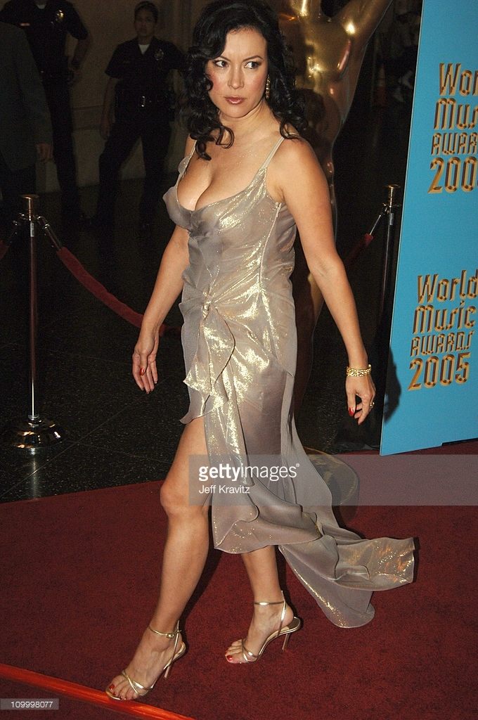 Feet jennifer tilly topless have hit