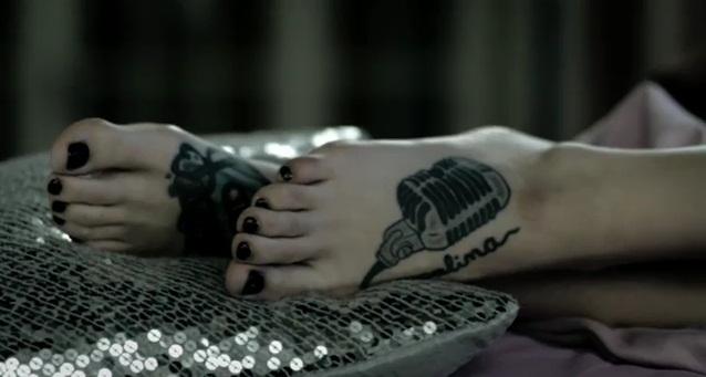 Jennifer weist feet