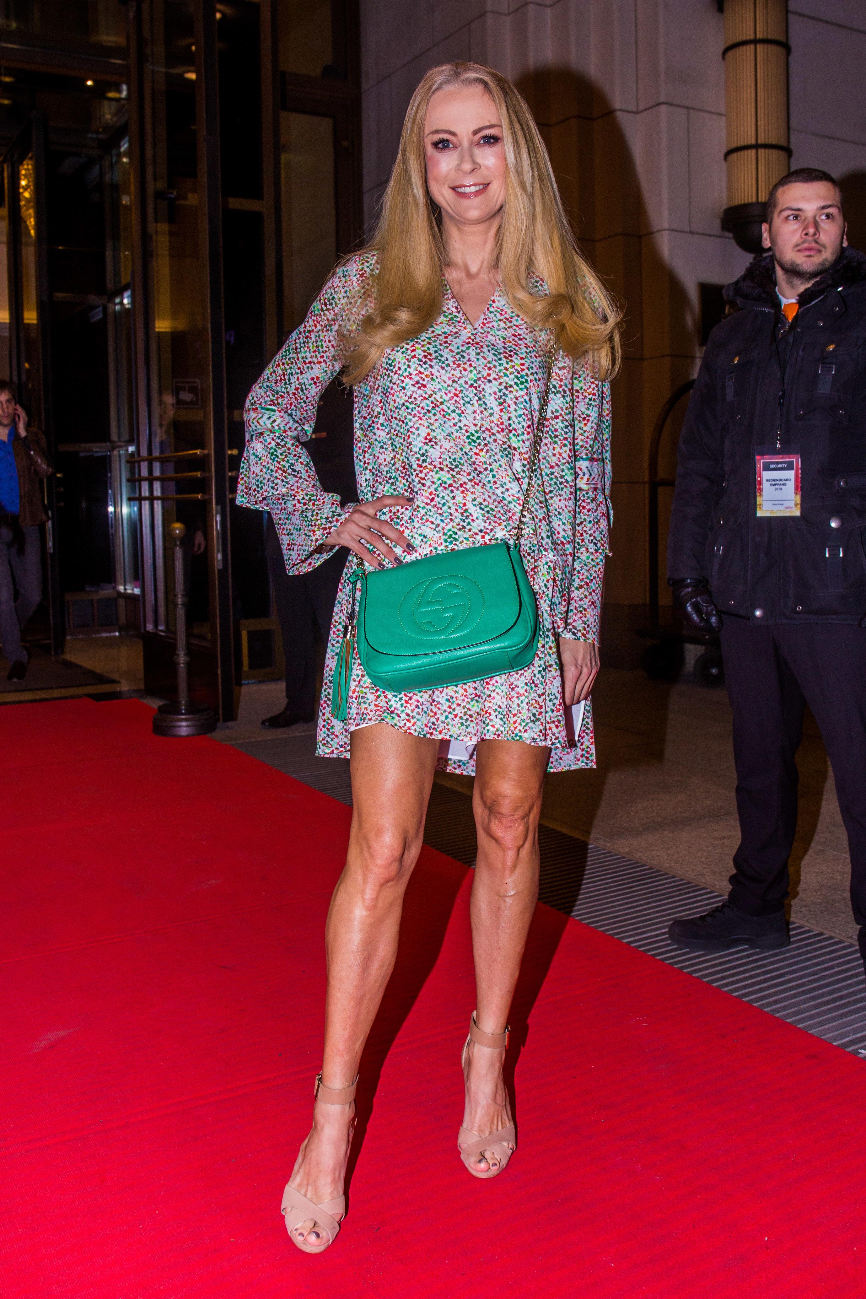 Long mature legs jenny
