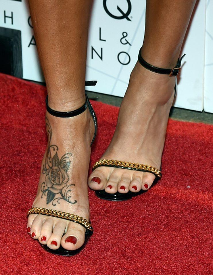 Jenny McCarthys Feet