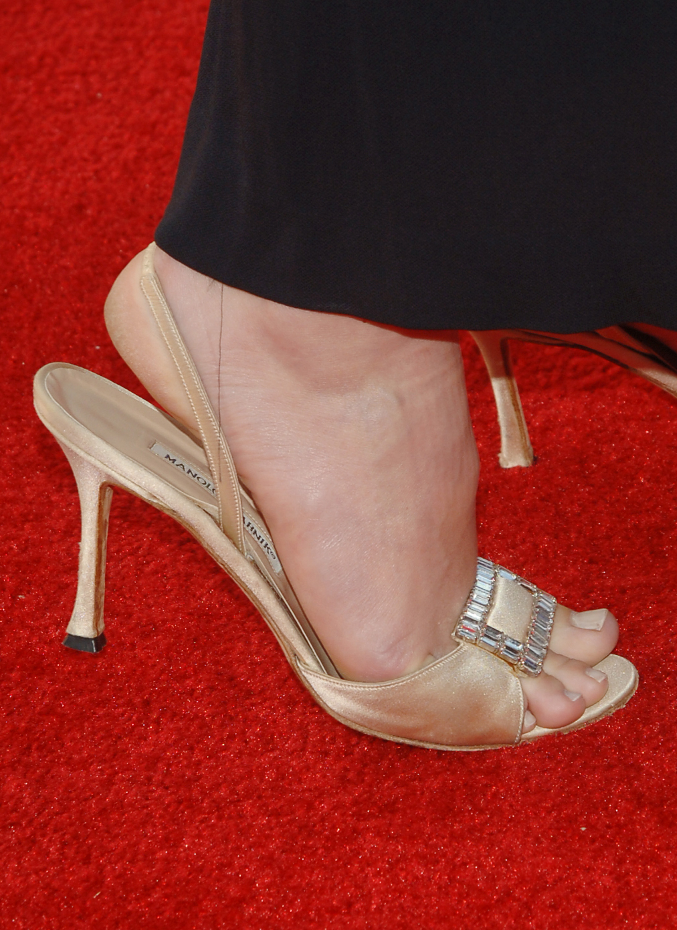 FOOT FOR THOUGHT: Global Celebrities Feet: Jessica Alba