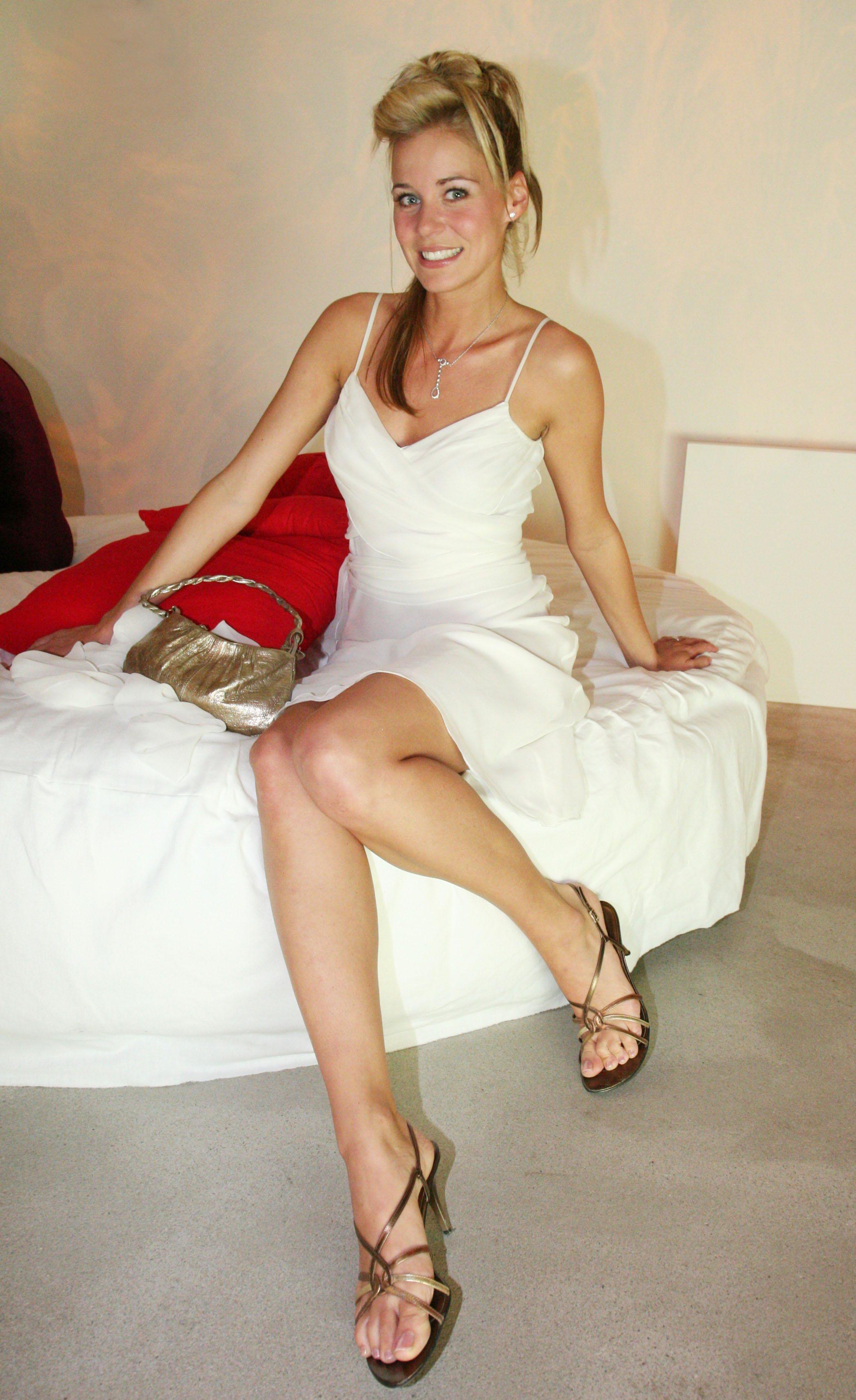 Jessica Ginkel Sexy