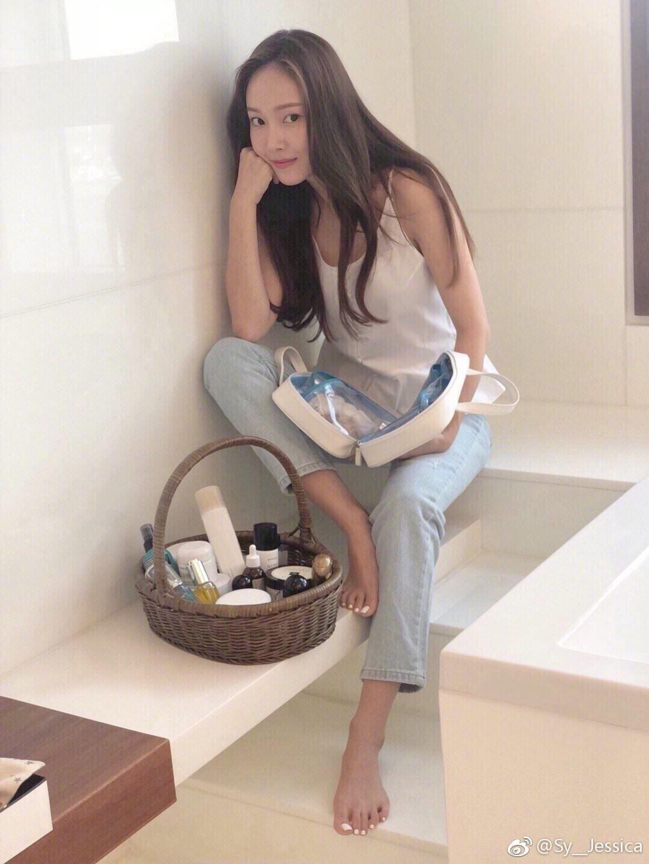 Jessica Jung's Feet << wikiFeet