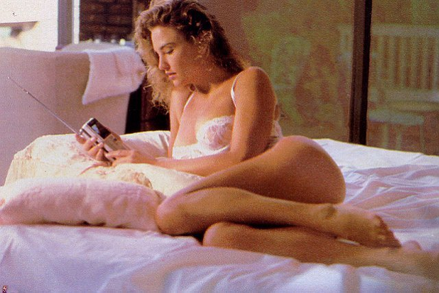 Right! jill goodacre nude