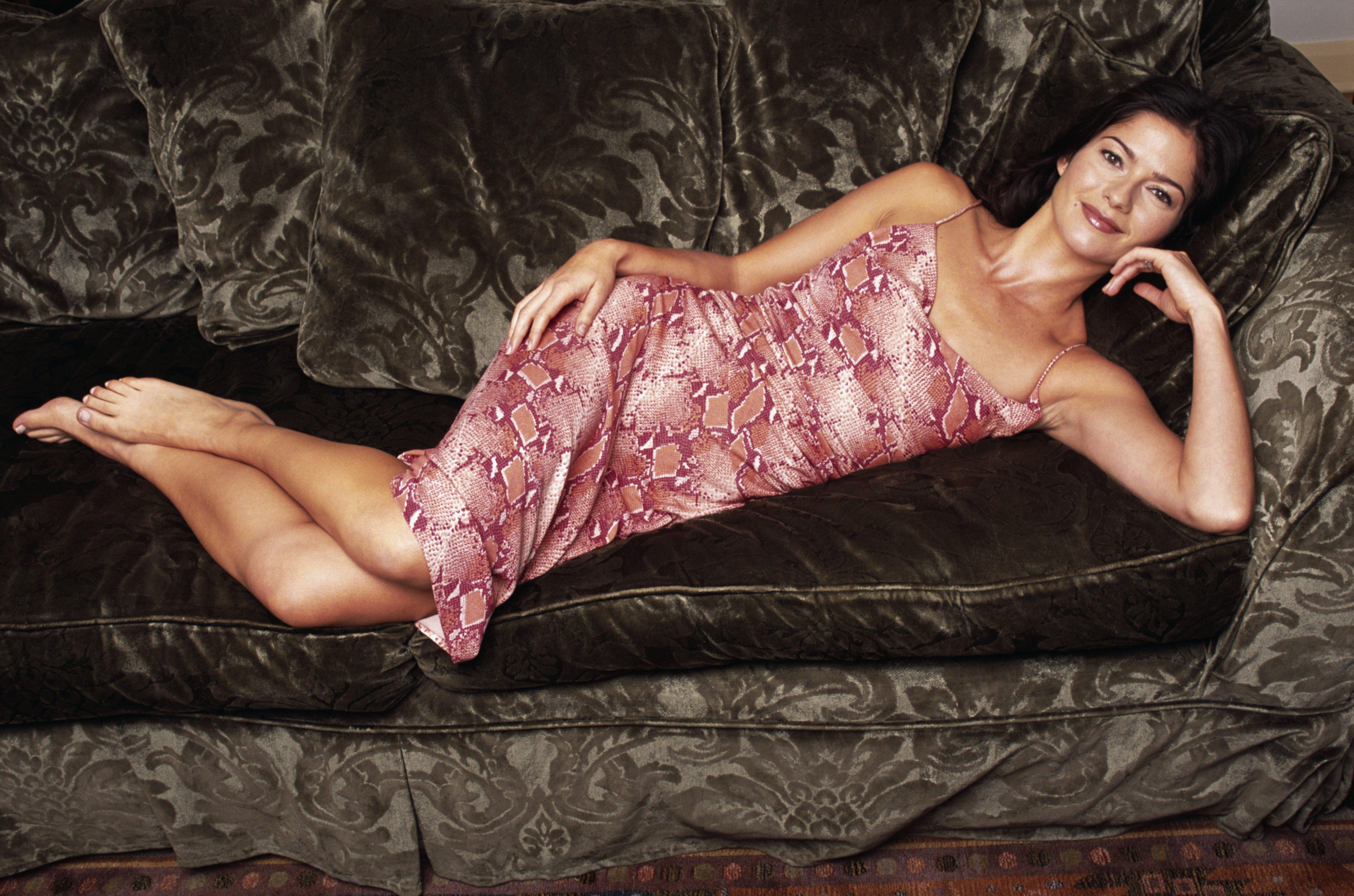Jill Hennessy's Feet (318160)