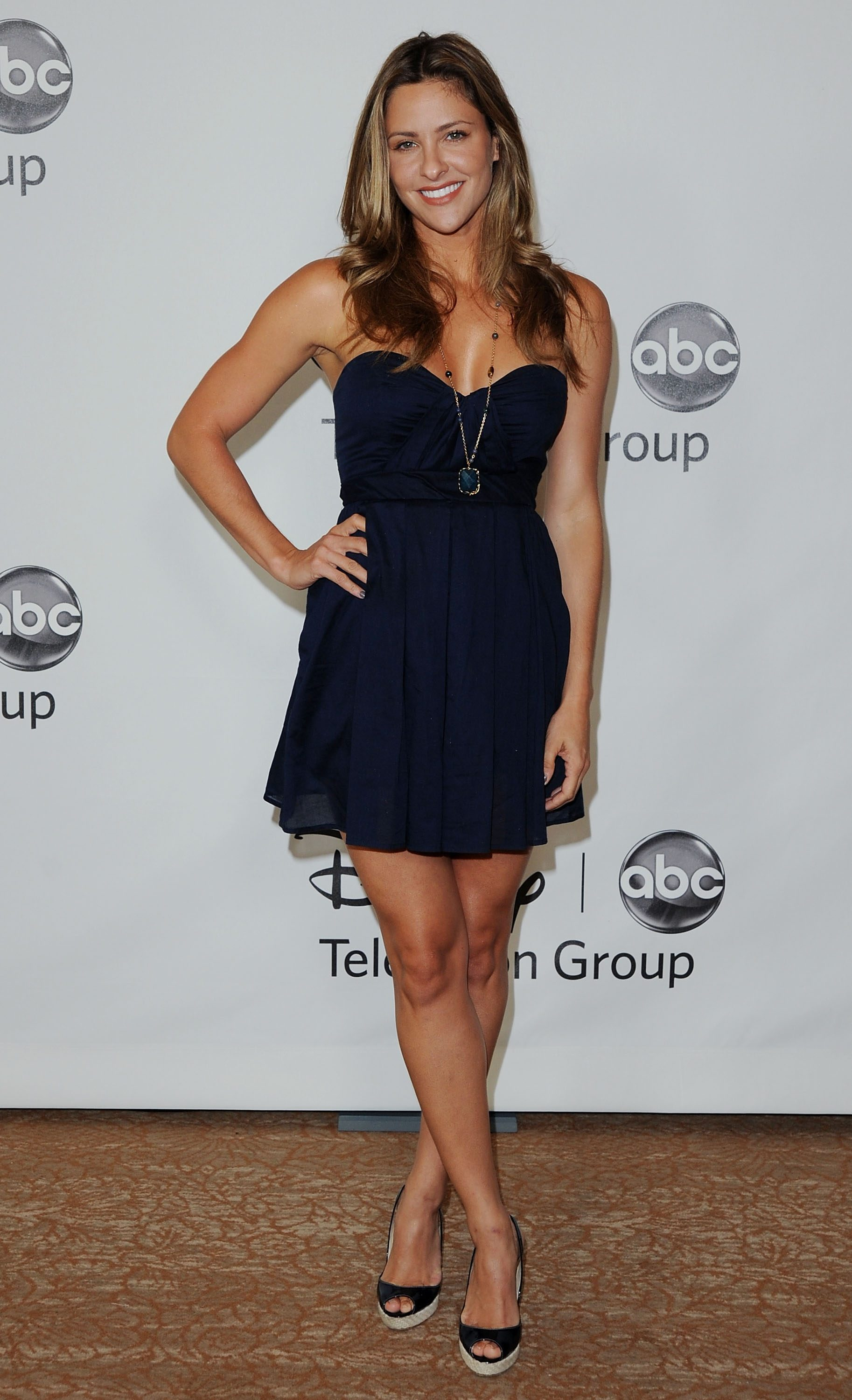 jill wagner wipeout