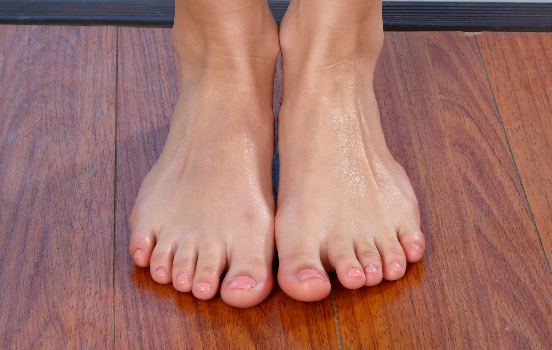 jillian janson feet
