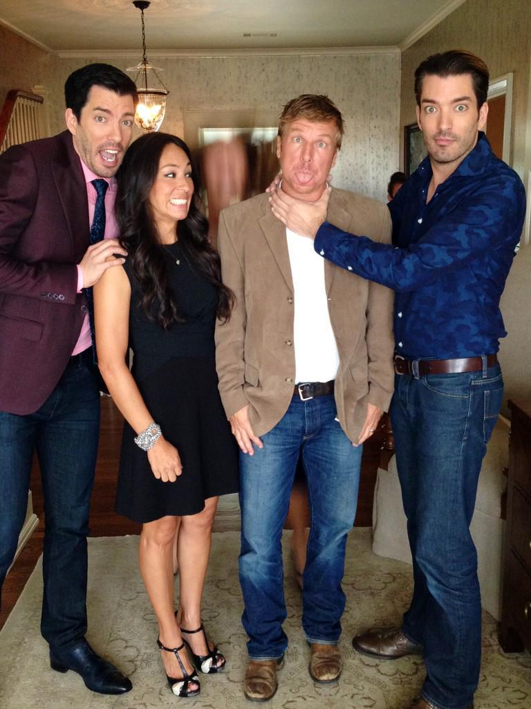 Image gallery joanna gaines nationality Who are the property brothers