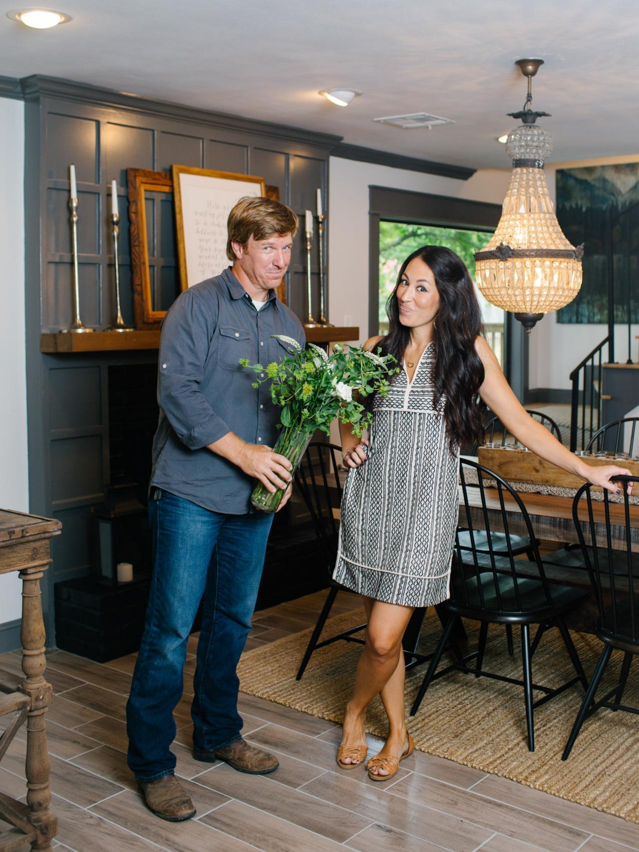 joanna gaines 39 s feet. Black Bedroom Furniture Sets. Home Design Ideas