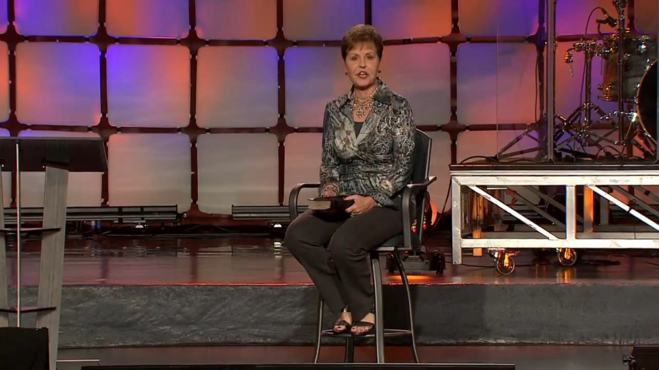 Joyce Meyer Shares Testimony of Being Raped by Her Father
