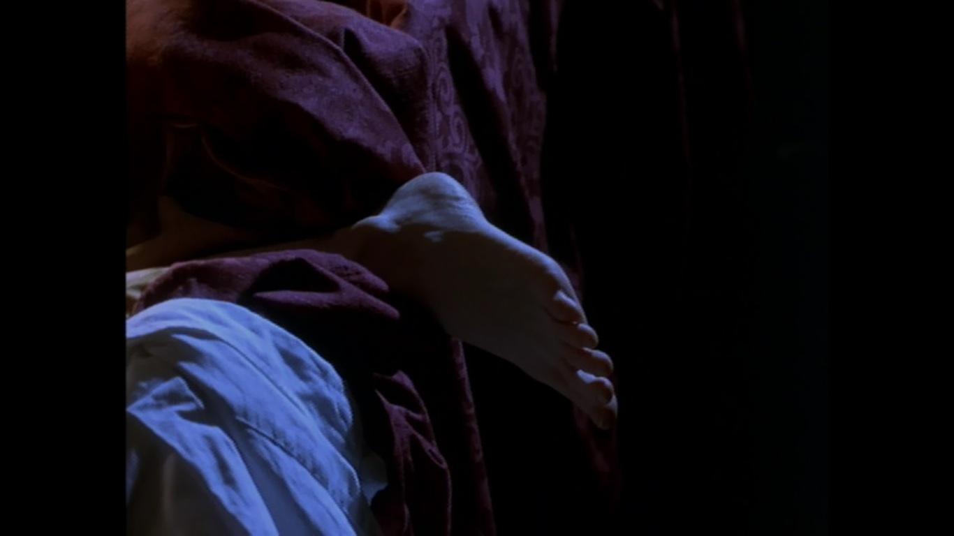Julia Campbell's Feet