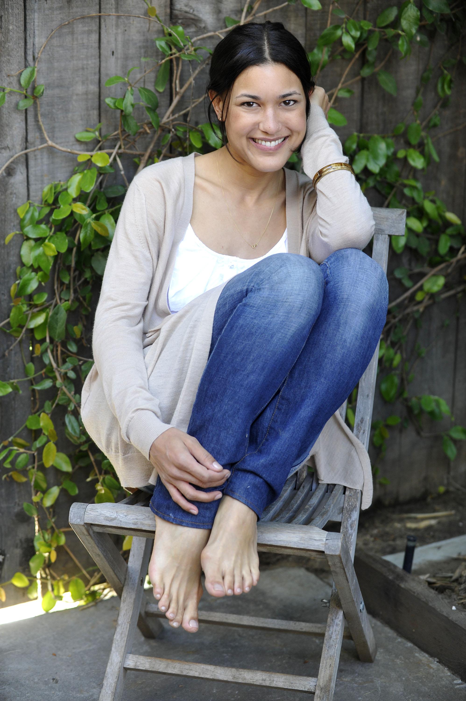 Julia jones feet