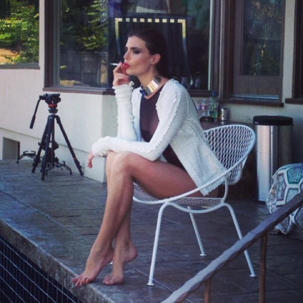 Selfie Julia Lescova  nude (14 pictures), iCloud, panties