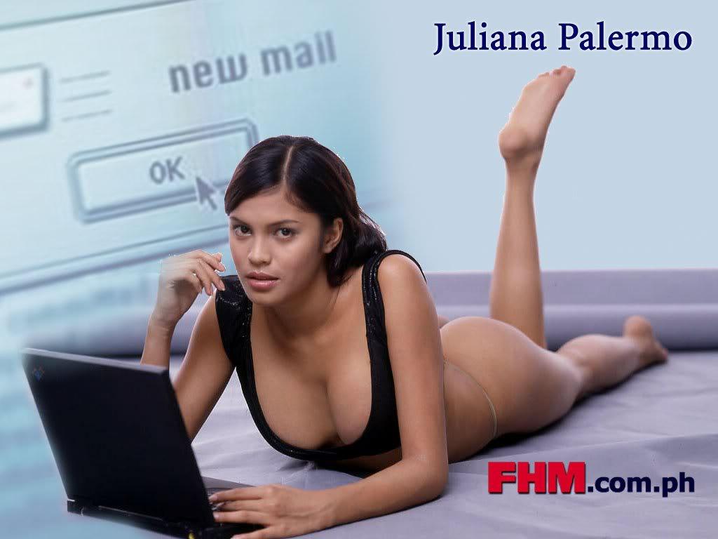 nude pics of juliana palermo